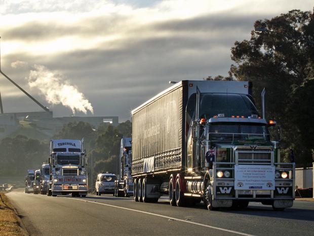 Campanha contra contrabando de cargas roubadas é lançada nesta terça-feira