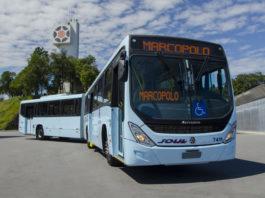 A Marcopolo S/A anuncia a criação da Marcopolo Next, divisão de inovação voltada para o futuro da mobilidade. O objetivo da marca é