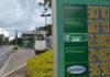 Com comportamento de baixa desde janeiro o preço médio dos combustíveis teve ligeiro aumento nos primeiros 15 dias de junho.