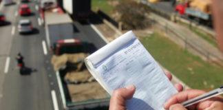 O Departamento de Estradas de Rodagem (DER) anunciou que retomará, a partir desta terça-feira, 1º de dezembro, a emissão das multas nas rodovias estaduais