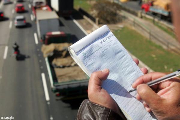 As multas por excesso de velocidade tiveram redução de 26% durante a pandemia nas três principais rodovias que cortam a RPT