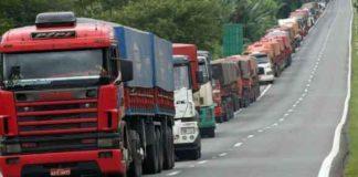 Brasil registra aumento de 9% na movimentação de cargas do primeiro quadrimestre, em comparação com o mesmo período do ano anterior.