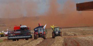 PIB do agronegócio cresce 0,07% em fevereiro