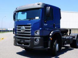 A Volkswagen Caminhões e Ônibus vai manter os lançamentos e a chegada da tecnologia V-Tronic ao mercado. Mesmo durante a quarentena por