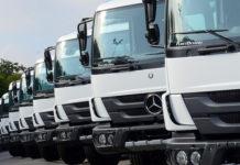 De acordo com dados da Fenabrave, em junho, 8.762 caminhões foram emplacados. Dessa forma, ficando 12,28% acima do volume comercializado,