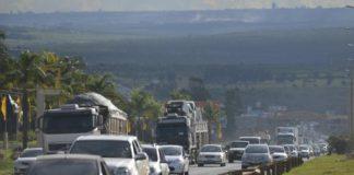 De acordo com segundo a Associação Brasileira de Concessionárias de Rodovias (ABCR) e Tendências Consultoria Integrada, o fluxo total de veículos