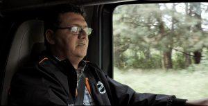 Cajau Antonelli, caminhoneiro e youtuber