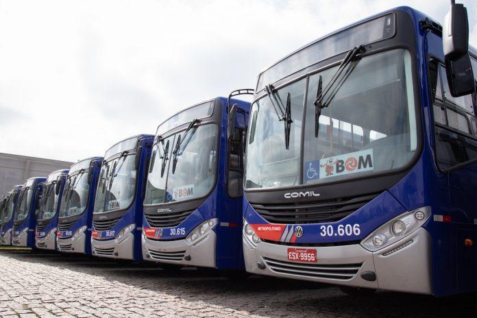 A Volkswagen acaba de fechar a venda de 330 Volksbus no Estado de São Paulo. Assim, a participação dos ônibus Volkswagen no mercado paulista avançou 22%.