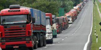 Governo oferecerá linha de crédito para caminhoneiros autonomos
