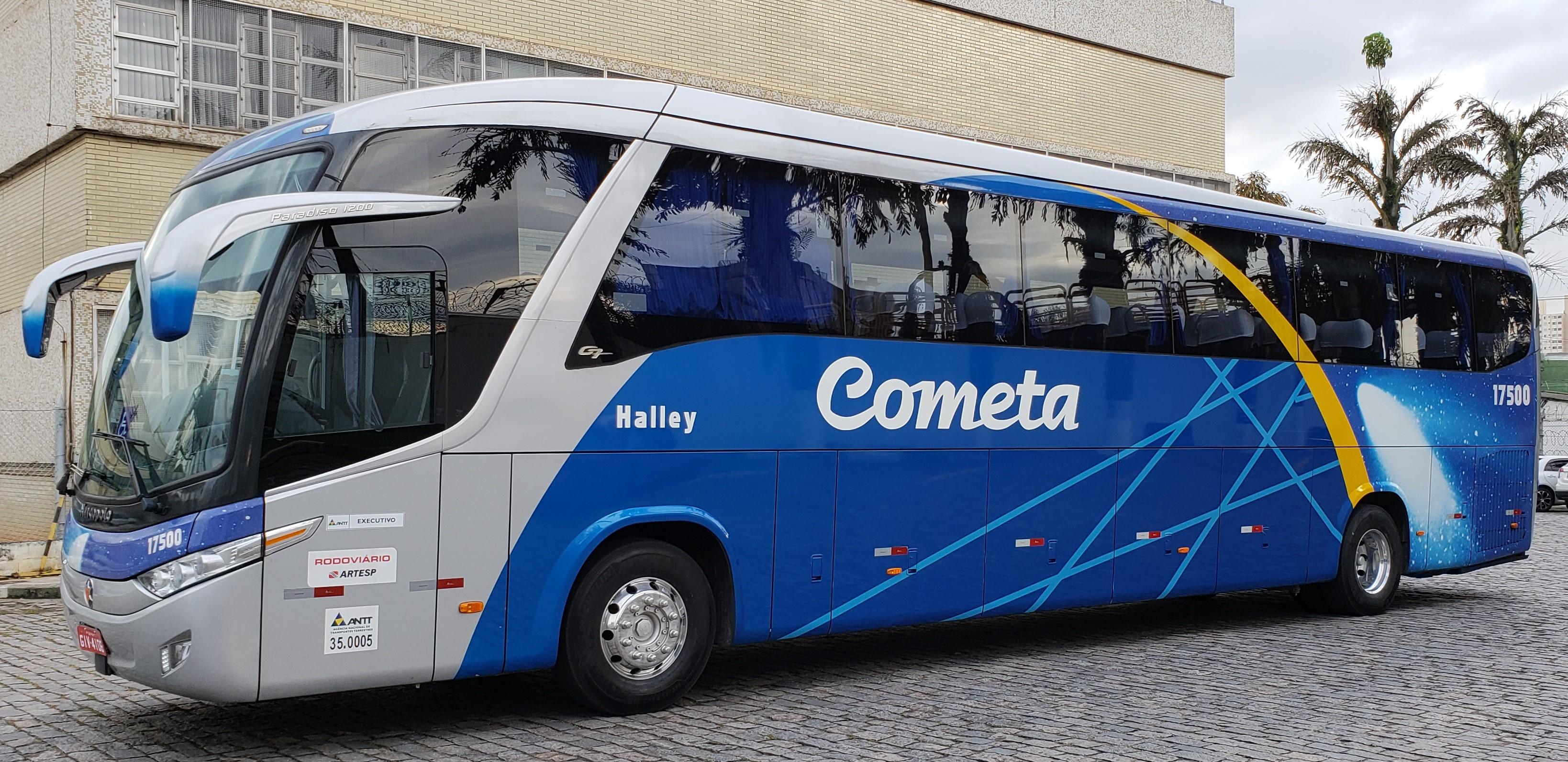 Viação Cometa lança embarque imediato nos terminais de SP - Frota&Cia