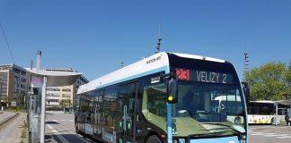 Alstom deve produzir 50 ônibus elétricos para operação em Paris