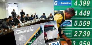 Br distribuidora afirma que cartão caminhoneiro dve ser produto de mercado