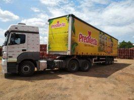 Com alta do frete, Predilecta investe e compra 25 caminhões