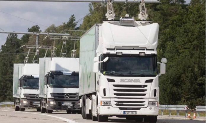 Pista de testes nos arredores de Berlim foi fundamental para rodovia eletrica