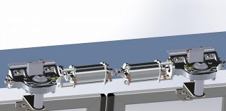 A empresa Artali Indústria Metalúrgica, de Caxias do Sul, desenvolveu duas tecnologias que podem ser integradas em ônibus.