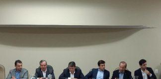 Tarcísio Gomes de Freitas, afirmou durante a reunião na sede da Amfri, que o governo federal não abrirá novas obras para trabalho em Santa Catarina.
