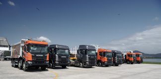 Com um aporte de R$ 69 milhões, a Tora Transportes adquiriu 180 caminhões da Nova Geração da Scania.