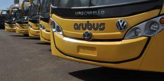 De acordo com a montadora, a Volkswagen acaba de entrar em mais um país: Aruba. Quinze unidades foram vendidas para o transporte urbano.