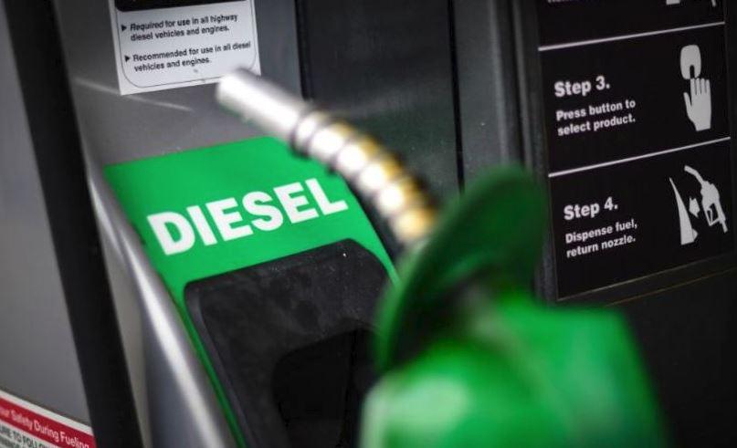 Preço do diesel ficou 5% mais caro em um ano, aponta levantamento - Frota&Cia