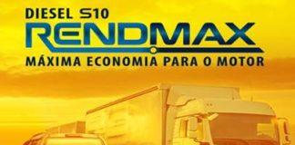 A partir de junho, postos da Ipiranga em todo o Brasil receberão o novo diesel S10 aditivado, o RendMax.