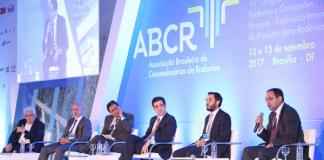 Uma das pautas mais aguardadas do Congresso da ABCR (SAssociação Brasileira de Concessionárias de Rodovias), é o projeto chileno de retirar cancelas das rodovias.
