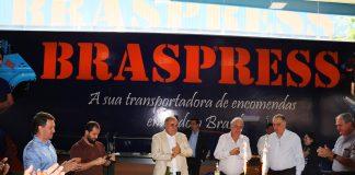Passados 42 anos, a Braspress comemorou mais um ano de atividades como uma das principais empresas na distribuição de encomendas