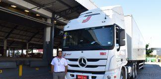 Uma das mais importantes transportadoras do Brasil, a Jamef, está promovendo a 'Semana do Motorista' em comemoração ao dia do motorista.