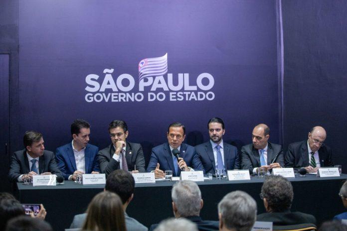 O Governador João Doria juntamente com os prefeitos das cidades do ABC anunciaram a solução de mobilidade urbana para a população do ABC Paulista.