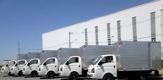 De acordo com dados da Anfir,Associação Nacional dos Fabricantes de Implementos Rodoviários, o volume de vendas do segmento leve está baixo