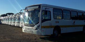 A empresa Coletivos São Cristóvão, de Garanhuns, em Pernambuco, acaba de adquirir os seus primeiros ônibus da marca NEOBUS