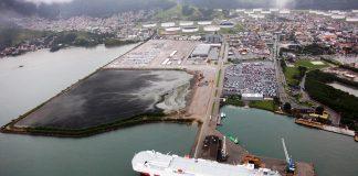 Durante o primeiro semestre de 2019 o Porto de São Sebastião movimentou cerca de 356 mil toneladas de produtos. Um aumento de 22% em relação ao mesmo período do ano passado.