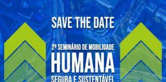 No dia 12 de setembro, será realizado o 2º Seminário de Mobilidade Humana, Segura e Sustentável: Rodovias que Perdoam.