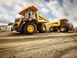 A volvo Construction Equipment está lançando na América Latina mais um caminhão rígido fora da estrada, o R70D.