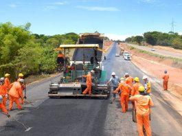 O Departamento de Estradas de Rodagem do Paraná (DER/PR) investiu quase R$ 600 milhões nas rodovias paranaenses em 2019.