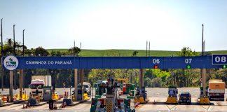 A justiça suspendeu a decisão que reduziria em 77,63% o valor das tarifas dos pedágios da concessionáriaCaminhos do Paraná.