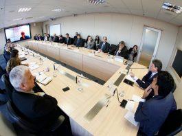 Na tarde de ontem, 23, o ministro da infraestrutura, Tarcísio Freitas, se reuniu com embarcadores para discutir a tabela do frete.