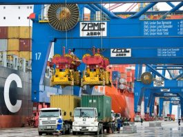A Santos Brasil registrou um aumento de 20,3% no volume total de movimentação em três terminais no 2T19 em relação ao 2T18. Assim, nos cais da empresa em