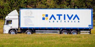 Um dos maiores operadores logísticos de saúde, beleza e bem-estar no Brasil, a Ativa Logística investiu cerca de R$ 50 milhões, entre 2018 e 2019.