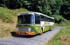 Ônibus B58 Foto: Divulgação