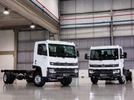 A VWCO atingiu uma marca história. Quinze anos depois de seu lançamento comercial, a família de caminhões Delivery acaba de chegar aos 150 mil veículos produzido