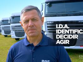 """Estreia hoje o """"Minuto DAF"""", série da empresa DAF caminhões que traz dicas de segurança para os caminhoneiros. Realizada pela agência independente"""