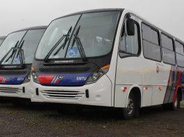 Em junho, a NEOBUS entregou dois novos micro-ônibus Thunder+ que irão operar no sistema da EMTU/SP - Empresa Metropolitana de Transportes Urbanos de SP.