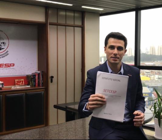 O SETCESP (Sindicato das empresas do transporte de carga de São Paulo) decidiu por profissionalizar sua gestão.