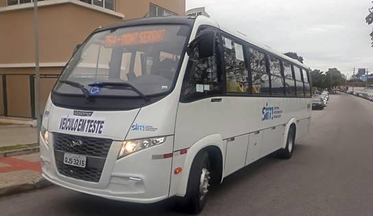 A Volare iniciou testes do Micro-ônibus Fly 10 na cidade de Florianópolis, Santa Catarina. Dessa forma, a empresa coloca a versão de 9,6m de comprimento