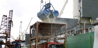 O setor portuário brasileiro movimentou 513 milhões de toneladas no primeiro semestre de 2019. Dessa forma, o valor representou queda de 3,29%
