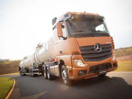 O Banco Mercedes-Benz oferecerá condições especiais para clientes que tiverem a intenção de adquirir o Novo Actros. Sendo assim, até o próximo