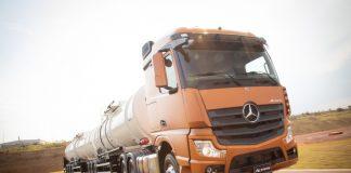 Novo Actros é escolhido caminhão do ano na Europa
