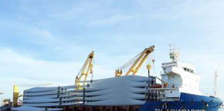 A DHL e a Vestas fecharam, mais uma vez, uma parceria para um projeto de transporte de pás eólicas no Ceará. Com isso, a DHL Global Forwarding,