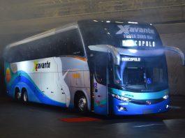 A Viação Xavante, da cidade de Barra do Garças, no Mato Grosso, adquiriu seis novos ônibus rodoviários Marcopolo. Os veículos são todos do modelo