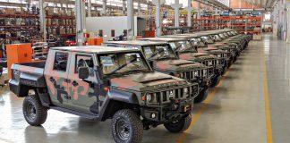 Recentemente, a Agrale realizou a entrega de mais um lote de viaturas Agrale Marruá para Gendarmeria Nacional Argentina. Com isso, os veículos